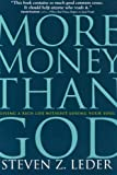 More Money Than God, Steven Leder, 156625258X