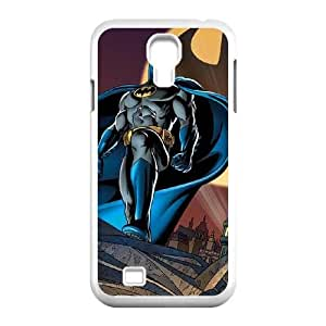 Batman in the Sky Samsung Galaxy S4 9500 Cell Phone Case White phone component RT_129631