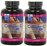 Super Collagen+c (Type 1&3) (2x250) by NEOCELL LABORATORIES