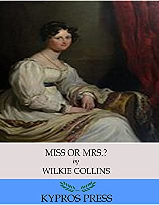 book cover of Miss or Mrs?