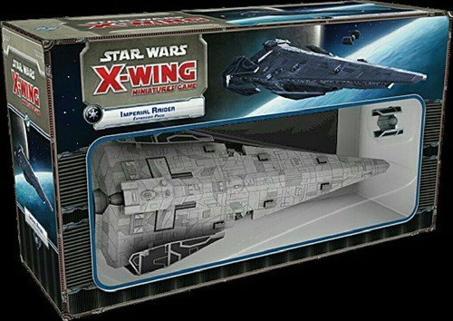 Rules Star Wars Miniatures - Star Wars: X-Wing - Imperial Raider
