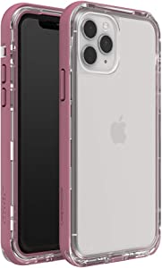 LifeProof Next Series Case for iPhone 11 Pro - Rose Oil (Clear/Heather Rose)