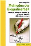 Methoden der Biografiearbeit