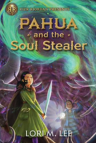 Book Cover: Pahua and the Soul Stealer