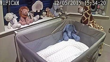 Amazon.com: Snug Monitor de Bebé - WiFi Cámara de Video con ...