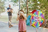kaimei Pinata Happy Birthday Pulling String with