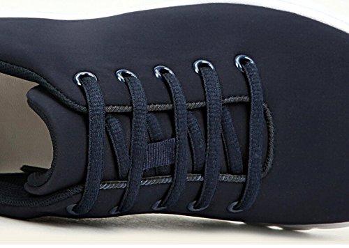 Kamel Mens Spets-up Mode Gymnastiksko Färg Blå Storlek 42 M Eu
