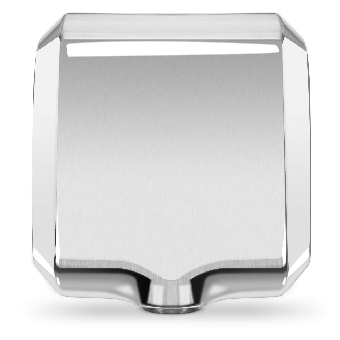 ARKSEN Automatic Hand Dryer for Home or Commercial Bathrooms Restaurant, Powerful 1650W, Dry Hands in 8 s, Low Noise 70
