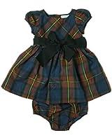 Ralph Lauren Baby Girls' Tartan Party Dress