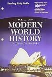 Modern World History: Patterns of Interaction: Reading Study Guide (English)