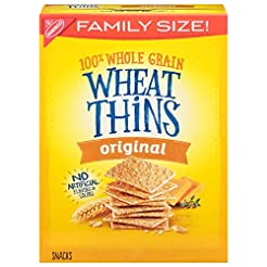 Wheat Thins Original Crackers - Family S...