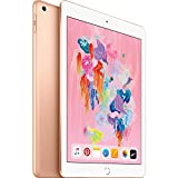 Apple iPad (2018 Latest Model) Wi-Fi Only 32GB Apple 9.7' Gold (Refurbished)