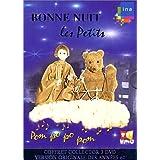 Bonne nuit les petits - Épisodes 1 à 96 - Coffret Digipack 3 DVD
