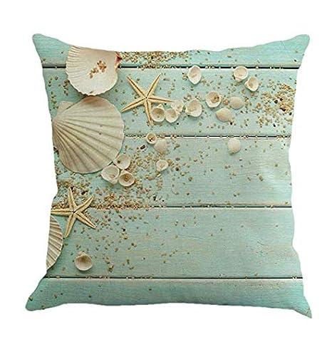 Amazon.com: Fundas de almohada decorativas para valla de ...