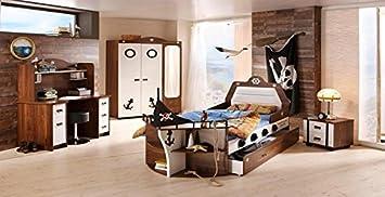Wolf Mobel Fluch Der Karibik Kinderzimmer Komplett Pirat Piraten Zimmer Kinder