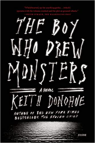 Image result for The Boy who Drew Monsters