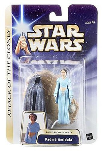 Star Wars Attack of the Clones  Padme Amidala Lars Homestead Hasbro 84843