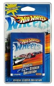Hot Wheels BLHW - Sobres con pegatinas