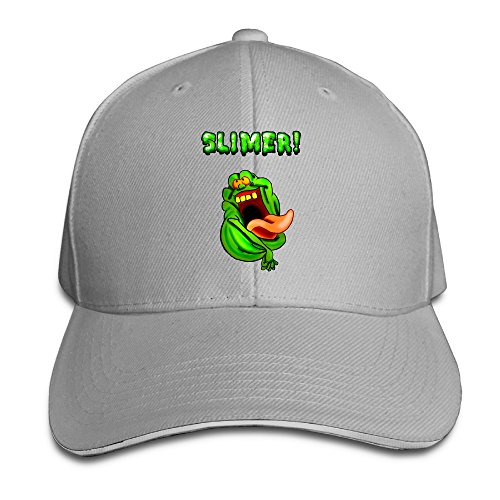The Real Ghost Busters Wallpapers Logo Brim Hats Sandwich Bill Cap