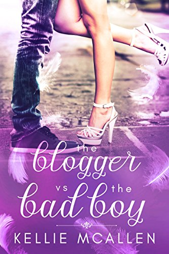 The Blogger vs the Bad Boy: Teen Angel Romance Series (Date with Destiny Collection Book 2) by [McAllen, Kellie]