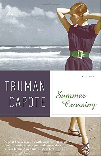 Book cover for Summer Crossing