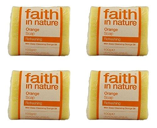 Amazon.com : (12 PACK) - Faith Orange Soap   100g   12 PACK - SUPER SAVER - SAVE MONEY : Beauty