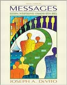 the interpersonal communication book joseph a devito pdf