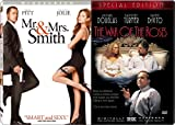 Mr. & Mrs. Smith / The War of the Roses