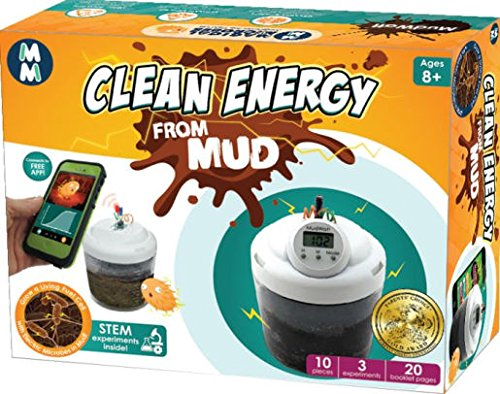 Magical Microbes MudWatt STEM Kit: Clean Energy from Mud! | Classic