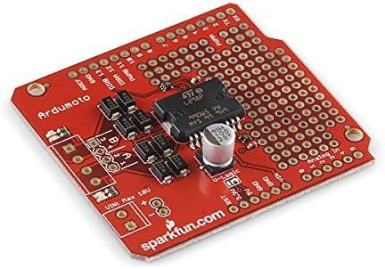 L298P Drive DC Motor Kit For Arduino Ardumoto Motor Shield