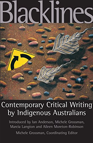 Blacklines  Contemporary Critical Writing By Indigenous Australians