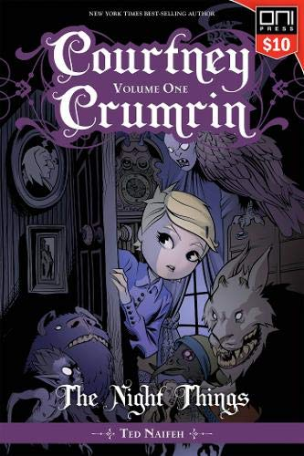 Courtney Crumrin Vol. 1: The Night Things, Square One Edition pdf