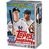 2019 Topps Baseball Series 1 Factory Sealed 9 Pack Exclusive Value Box - Baseball Wax Packs