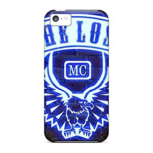 Tpu Case For Iphone 5c With The Lost Wall Neon