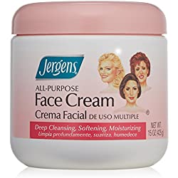 Jergens All Purpose Face Cream, 15 Ounce (Pack of 2)