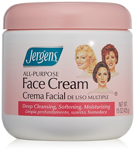 Crème visage de Jergens All but, 15 once (Pack de 2)