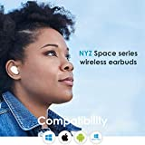 Wireless Earbuds, NYZ True Wireless Bluetooth