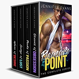 Pleasure Point: The Complete Series by [Evans, Jennifer]