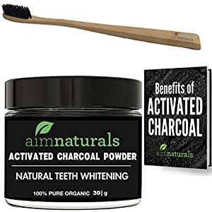 Aimnaturals Best Canadian Natural Teeth Whitening