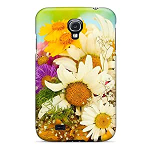 High-quality Durability Case For Galaxy S4(bouquet To Remember)