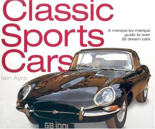 Classic Sports Cars ebook