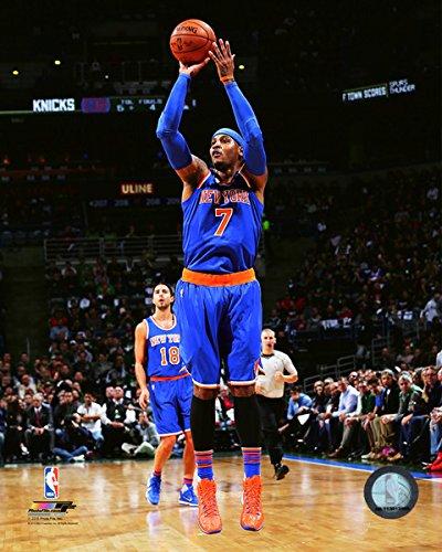 Carmelo Anthony New York Knicks 2015-2016 NBA Action Photo (Size: 8