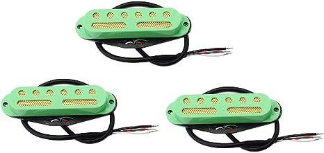 Pastilla De Guitarra Eléctrica Single Coil Humbucker SSS ...