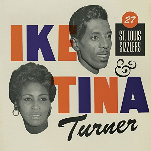 Ike and Tina Turner - St. Louis Sizzlers - (9105 - 2) - 2CD - FLAC - 2017 - WRE Download
