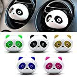 1 Pair Car Styling Air Conditioning Vent Air Freshener Car Outlet Perfume Cute Eyes Will Jump 5 Colors Auto Interior Decoration