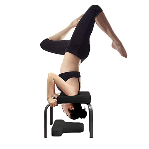 PsSpCo Kit de Gimnasio con Banco de Yoga Headstand Bench ...