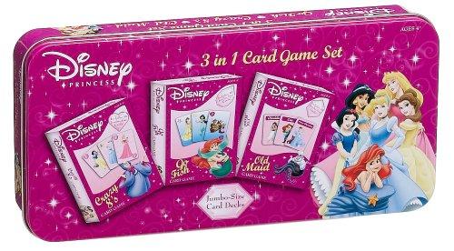 Disney Princess Card Game Tin