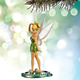 Disney 2015 Tinkerbell Tinker Bell on Mirror Sketchbook Ornament Christmas Holiday Tree Peter Pan