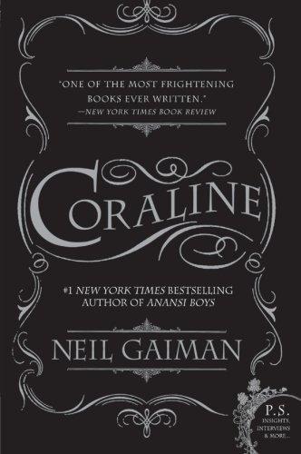 Coraline by Gaiman, Neil. (William Morrow Paperbacks,2006) [Paperback]