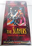Comic Images The Slayers Anime Collector Cards Box Set - 36 Packs